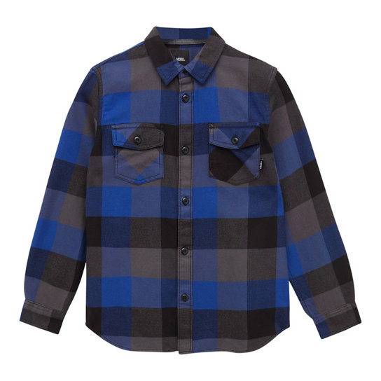 Kids Box Flannel Shirt (8-14+ years) | Vans