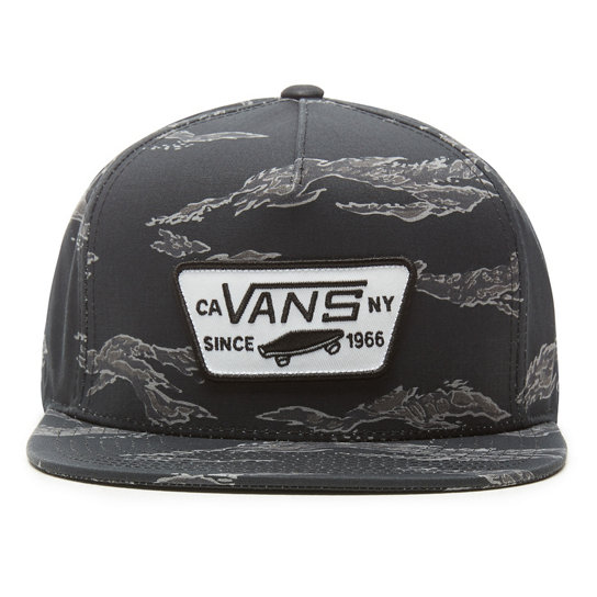 Full Patch Snapback-Kappe | Vans