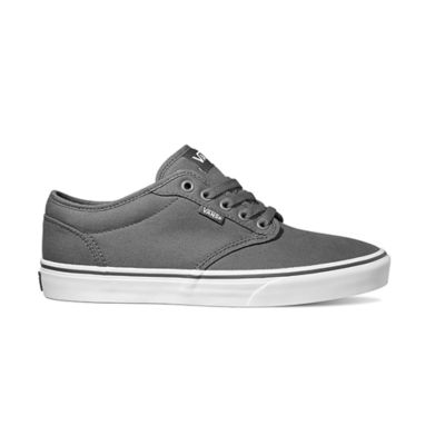 scarpe vans uomo basse grigie
