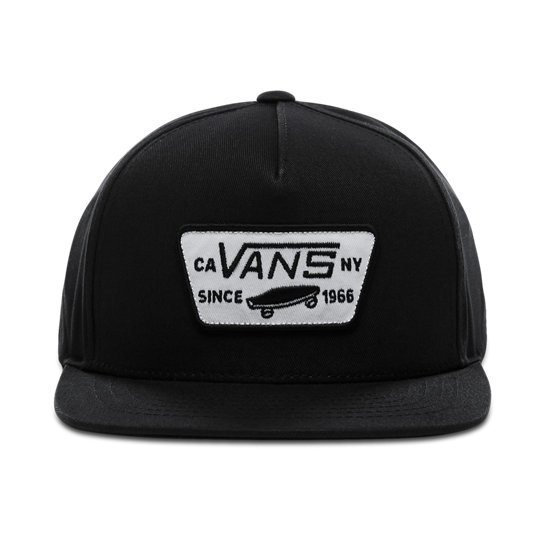Kids Full Patch Snapback Hat (8-14+ years) | Vans