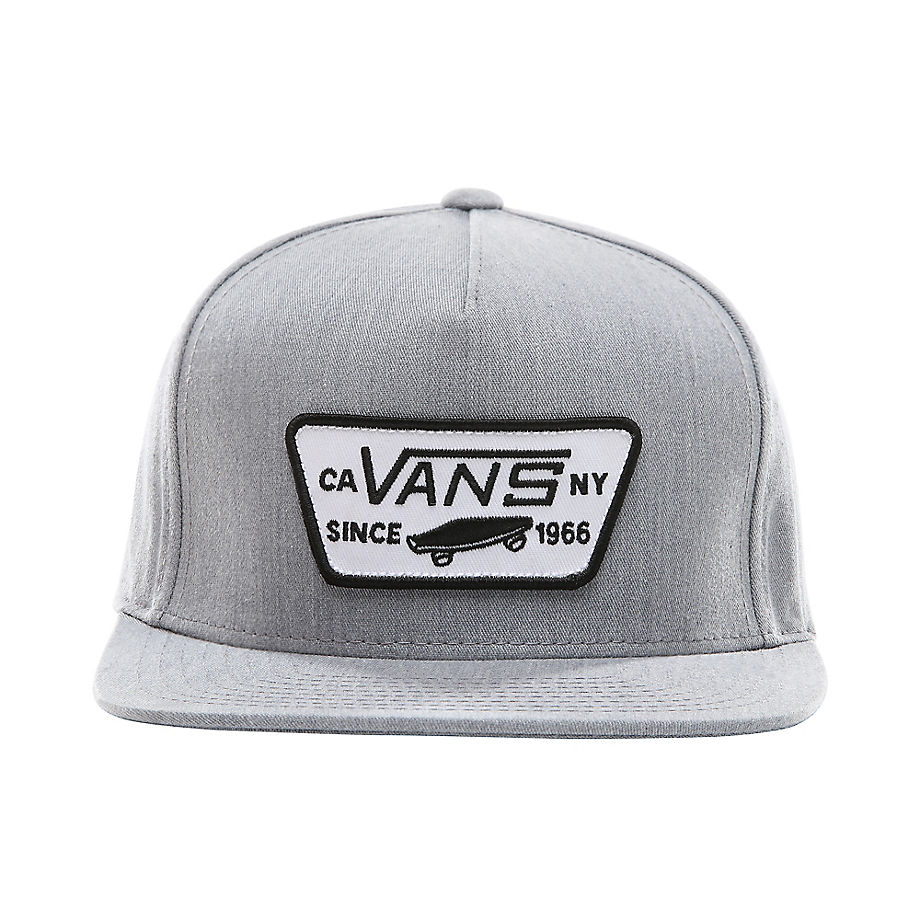 Casquette Junior Full Patch (8-14+ ans) (heather Grey) Youth , Taille TU - Vans - Modalova