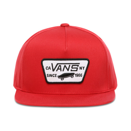 Kids Full Patch Snapback (8-14+ years) | Vans
