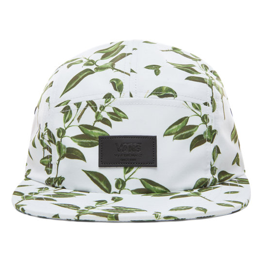 655387cc Davis 5-panel Rubber Hat | Multicolour | Vans