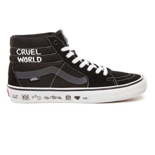 Vans X Cult Sk8-Hi Pro Shoes  4d8ee384fa