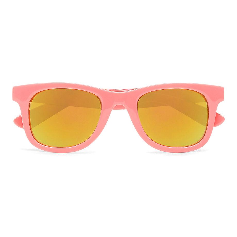 VANS Lunettes De Soleil Janelle Hipster (strawberry Pink) Femme Rose