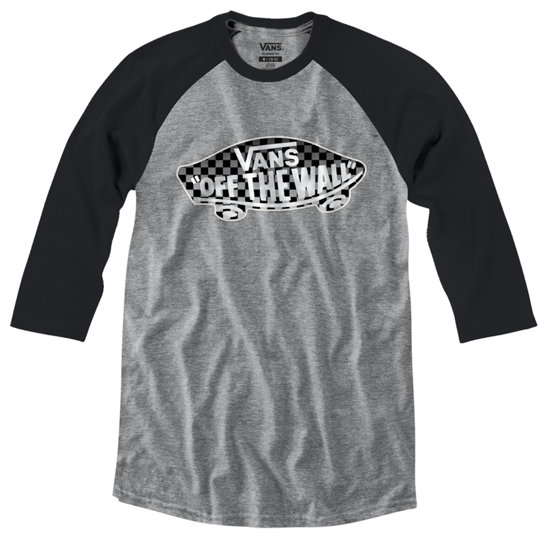 8c87c1bc0 Kids OTW Raglan T-shirt (8-14+ years) | Black | Vans