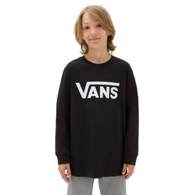 Kids Vans Classic Long Sleeve T Shirt (8 14+ years)