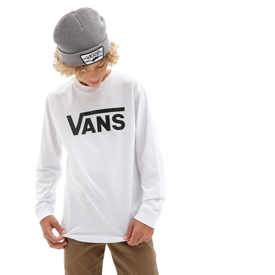Boys Vans Classic Long Sleeve T-Shirt (8-14+ years) | Vans
