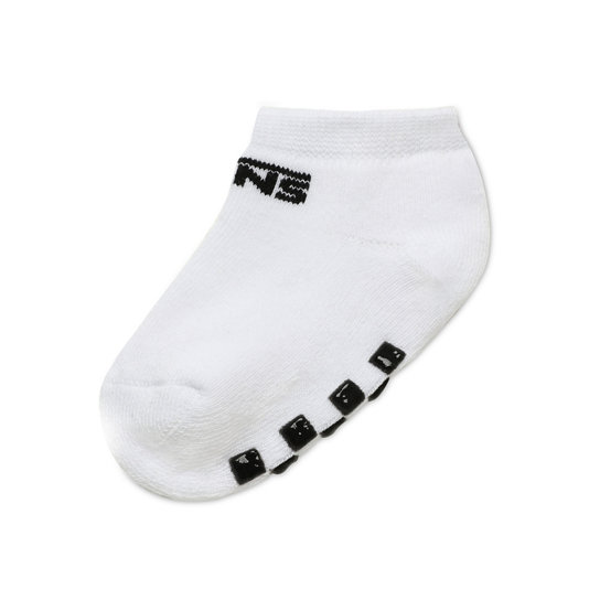 Infant Classic Kick Terry Non-Skid Socks (0-1 year) | Vans