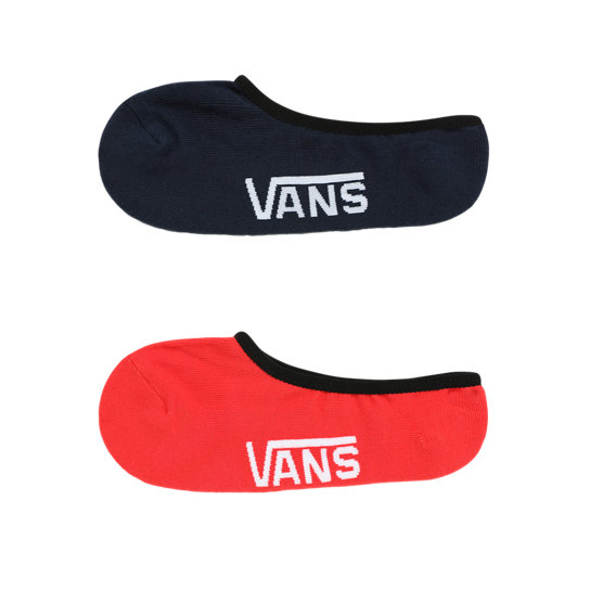 Calcetines invisibles Classic Super No Show (3 pares) | Vans