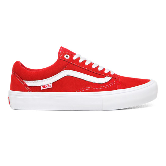 Suede Old Skool Pro Shoes | Vans