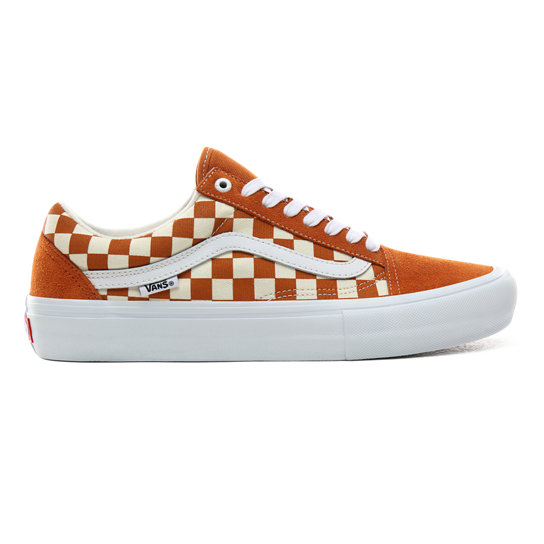 Checkerboard Old Skool Pro | Vans