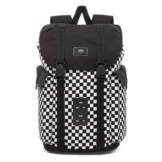 off the wall rucksack schwarz vans. Black Bedroom Furniture Sets. Home Design Ideas
