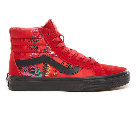 Festival Satin Sk8-Hi Reissue Shoes | Vans