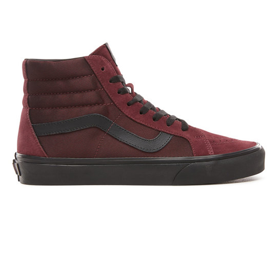Metallic Twill Sk8-Hi Reissue Shoes | Vans
