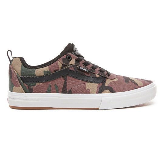 Camo Kyle Walker Pro Shoes | Vans
