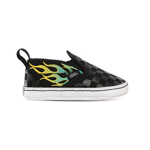Zapatillas+de+beb%C3%A9+Glow+Flame+Slip-On+V+Crib+%280-1+a%C3%B1os%29