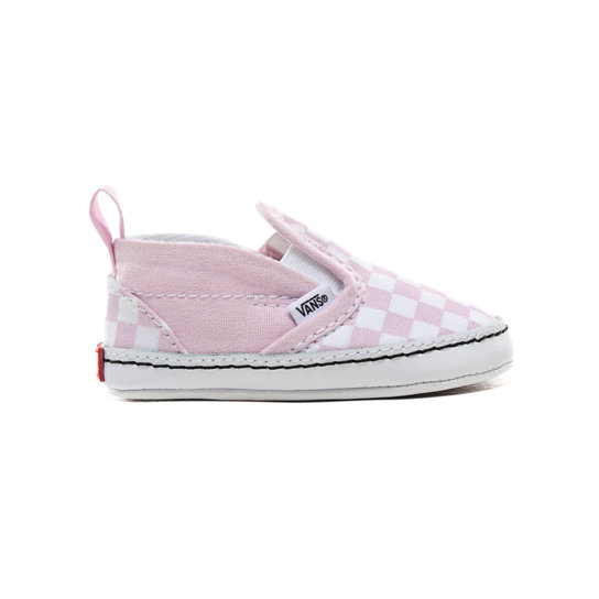 Chaussures Bébé Checkerboard Slip-On V Crib (0-1 an) | Vans