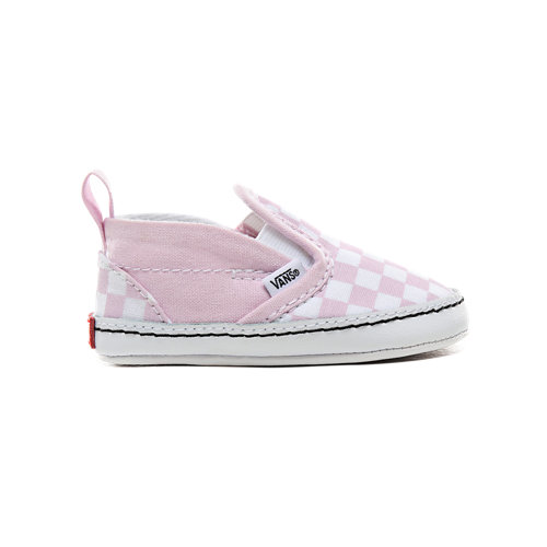 Zapatillas+de+beb%C3%A9+Checkerboard+Slip-On+V+Crib+%280-1+a%C3%B1os%29