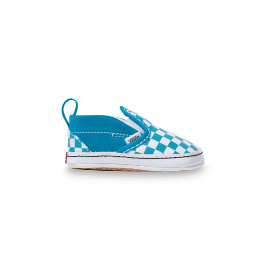 Ténis Checkerboard Slip-On V para bebé (0-1 ano) | Vans