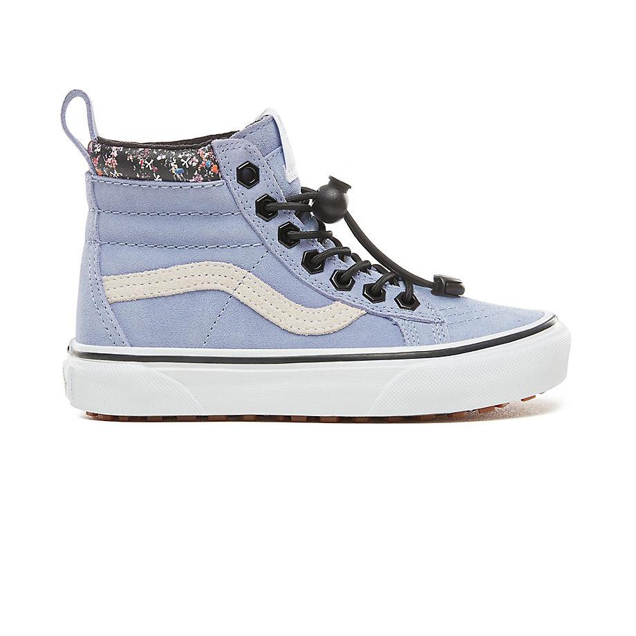 Sneaker Vans VANS Zapatillas De Niños Sk8-hi Mte (5+ Años) ((mte) Toggle Lace/lavender Lustre) Niños Azul