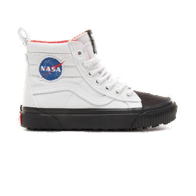 VANS Sk8 hi Zip Disney Mickey Shoes SNEAKERS Checkerboard Sz 1 Kids