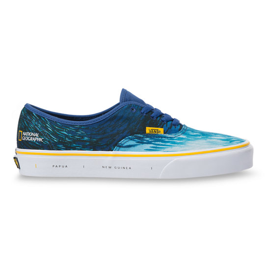Vans x National Geographic Authentic Shoes | Vans
