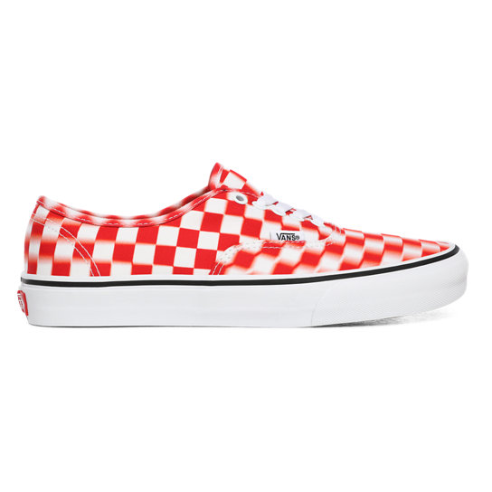 Blur Check Authentic Shoes | Vans