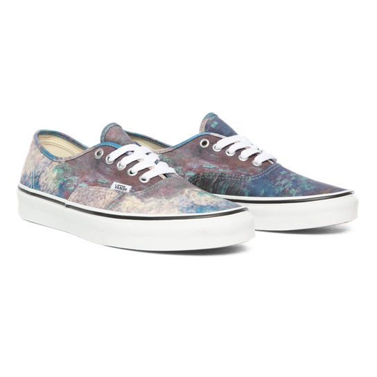 Vans MoMA Monet Authentic Shoes | Vans