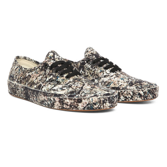 Zapatillas Authentic de Pollock de Vans MoMA | Vans