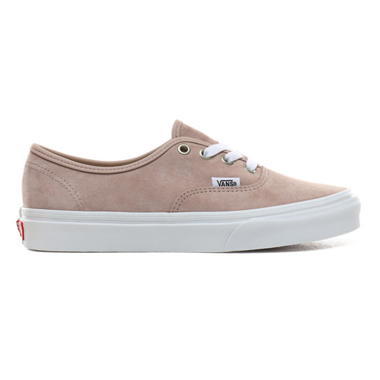 Pig Suede Authentic Shoes