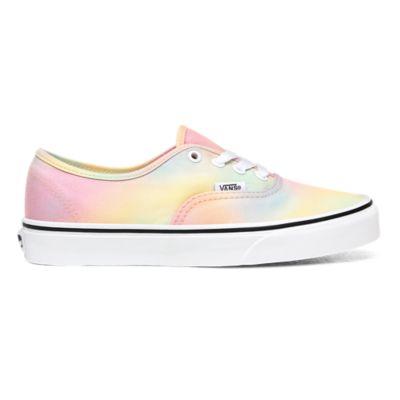chaussure vans couleur pastel