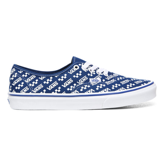 Logo Repeat Authentic Schoenen | Vans