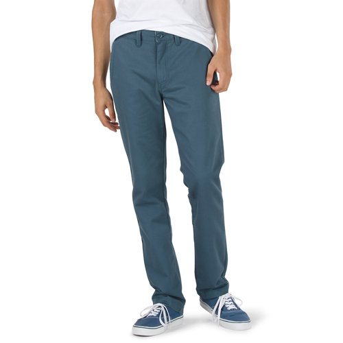 Pantaloni+chino+elasticizzati+Authentic