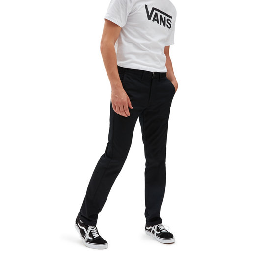 Authentic Chino Stretch Trousers | Vans