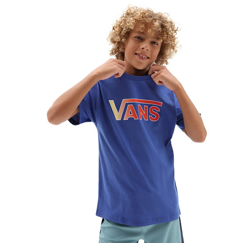 Boys+Vans+Classic+Logo+Fill+T-Shirt+%288-14+years%29