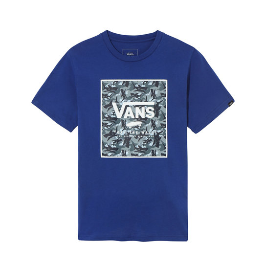 Boys Print Box T-shirt (8-14+ years) | Vans