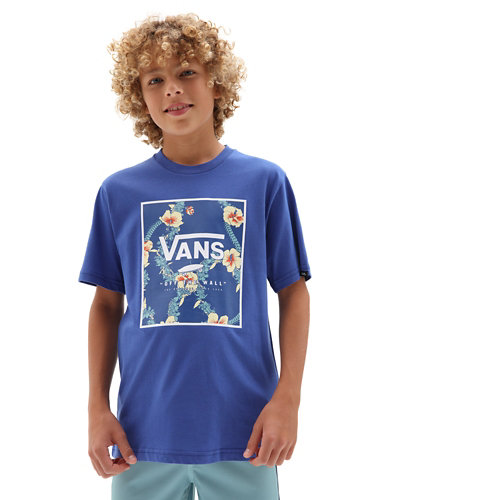 Boys+Print+Box+T-Shirt+%288-14+years%29