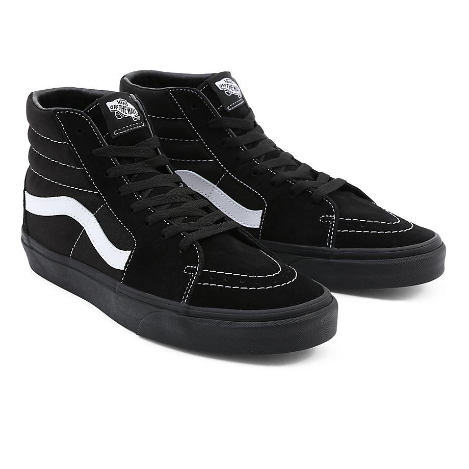 Vans  SK8-HI  women's Shoes (High-top Trainers) in Black - VN0A32QG5WU1
