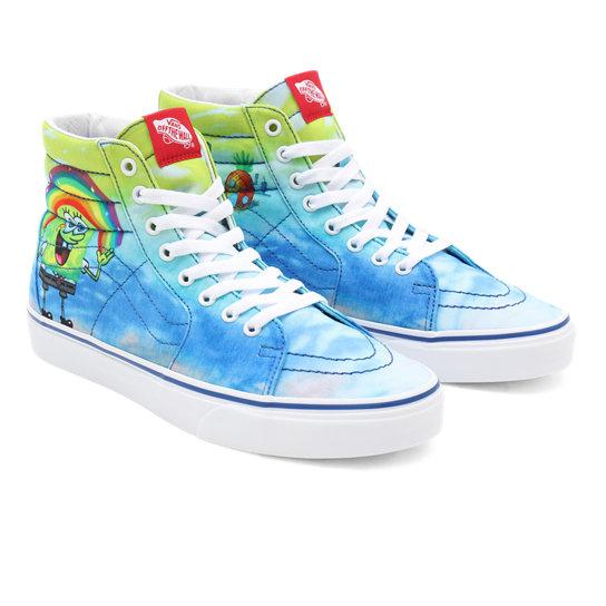 Vans X SpongeBob SK8-Hi 38 DX Shoes