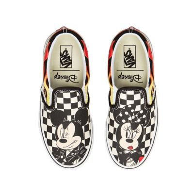 Kids Disney x Vans Classic Slip-On Shoes (5+ years)  9f0a2787f