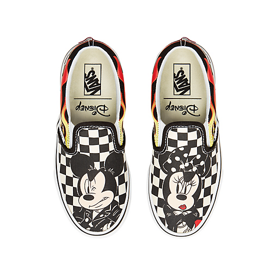 Kids+Disney+x+Vans+Classic+Slip-On+Shoes+%284-12+years%29