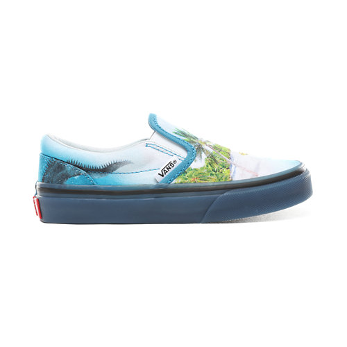 Chaussures+Junior+Vans+X+Molo+Slip-On+%284-8+ans%29