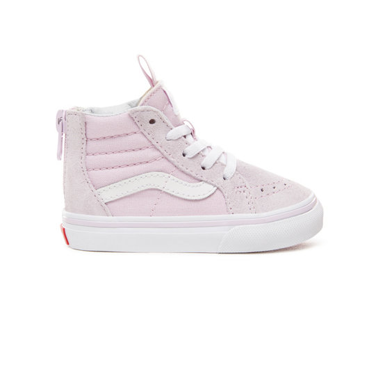 Toddler Sk8-Hi Zip Shoes (1-4 years) | Vans