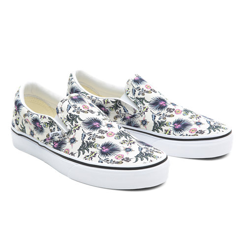 T%C3%A9nis+Paradise+Floral+Classic+Slip-On