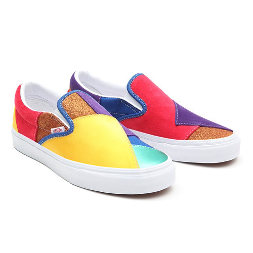 PRIDE+Classic+Slip-On+Shoes
