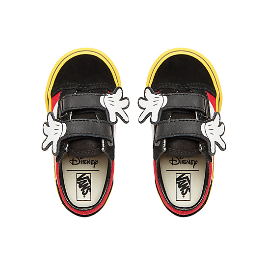 Toddler+Disney+x+Vans+Old+Skool+V+Shoes+%280-3+years%29