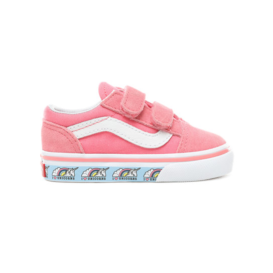 f24dca6c042611 Toddler Unicorn Old Skool V Shoes (1-4 years)