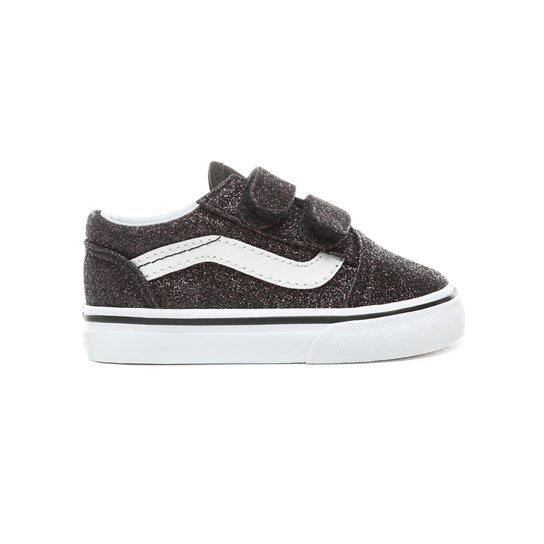 9cfd1e9fd95 Toddler Glitter Stars Old Skool V Shoes (1-4 years)