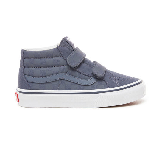 Chaussures Junior Checkerboard Sk8-Mid Reissue V (4-8 ans) | Vans